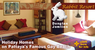 click here for RABBIT RESORT Dongtan Jomtien Beach