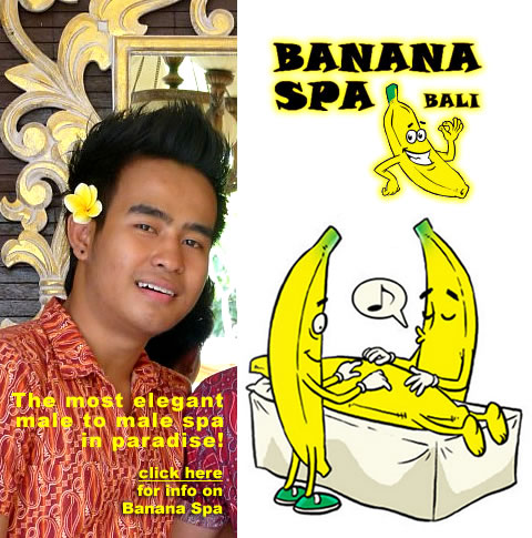 click here for BANANA SPA
