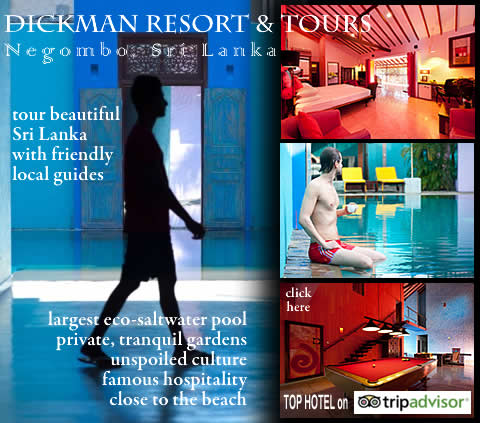 click here for DICKMAN RESORT & TOURS