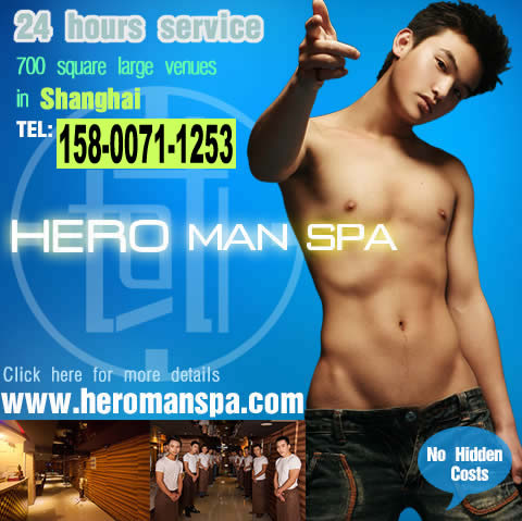click here for Hero Man Spa