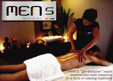 click for MEN'S SPA