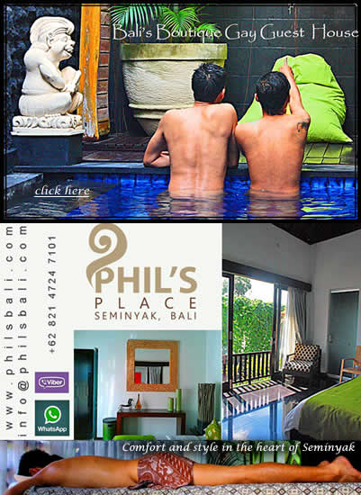 click here for PHIL'S PLACE SEMINYAK, Bali