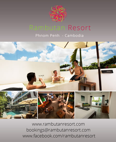 click here for Rambutan Resort, Phnom Penh