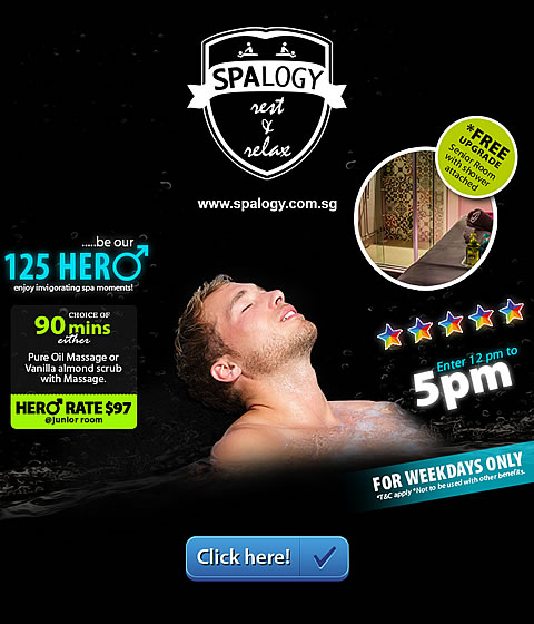 click here for SPALOGY spa for men
