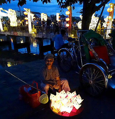 Hoi An Luminaries (c) 2015 by John C. Goss