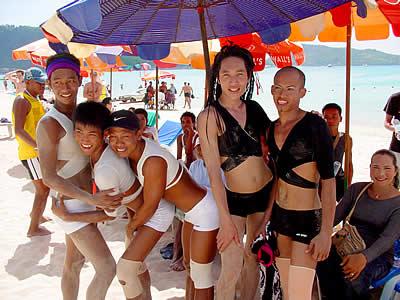 tropical island sex inkognito event