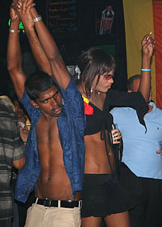 Sri lankan night club sex
