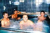 Will Enjoy The Warmth And Coziness Of A Guesthouse While Benefiting From Services You Can Not Find Anywhere Else Pool Gym Gay Sauna Meeting Place